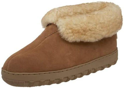 Tamarac by Slippers International Highlander Shearling Men's Slippers