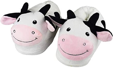 Cow Animal Slippers For Boys And Girls